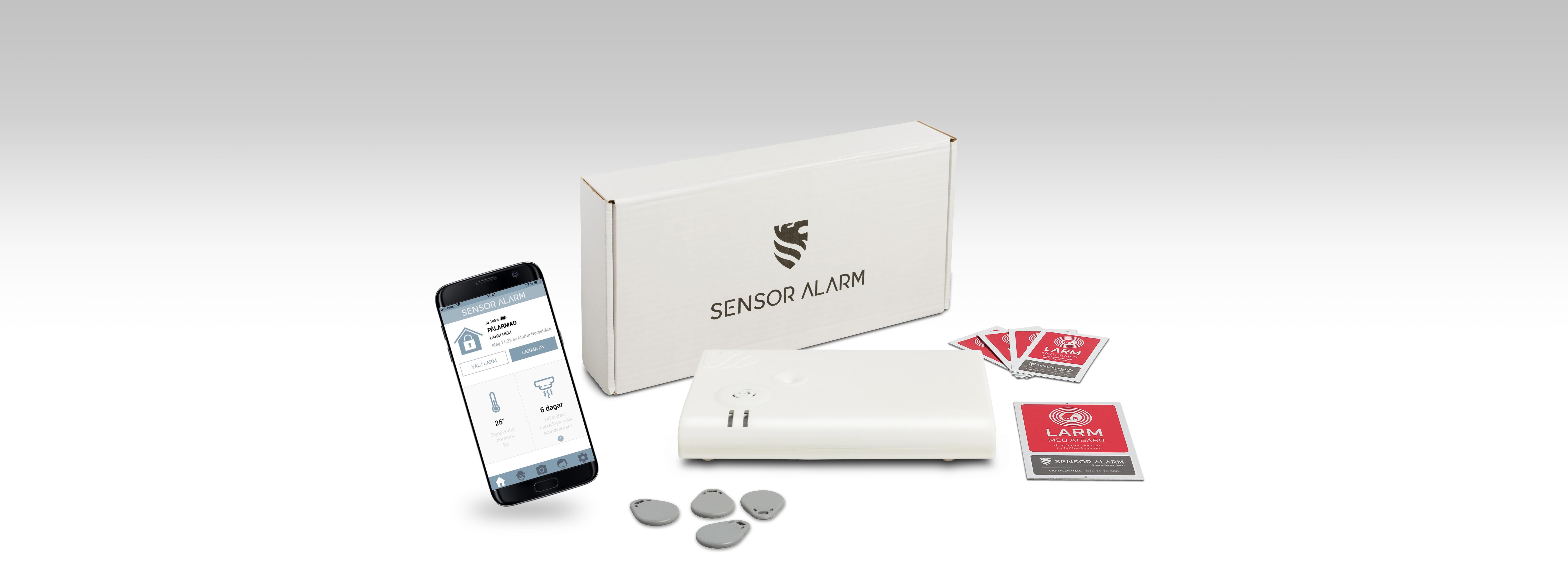 Sensorsats